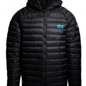 OX Ribbed Padded Jacket
