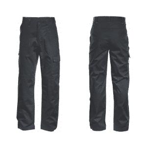 W5569_Multi Pocket Trade Trouser (Front & Back)