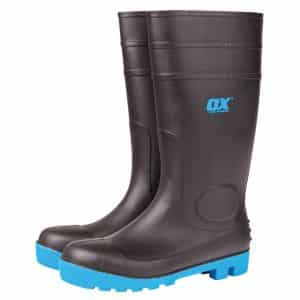 OX Safety Wellington Boot
